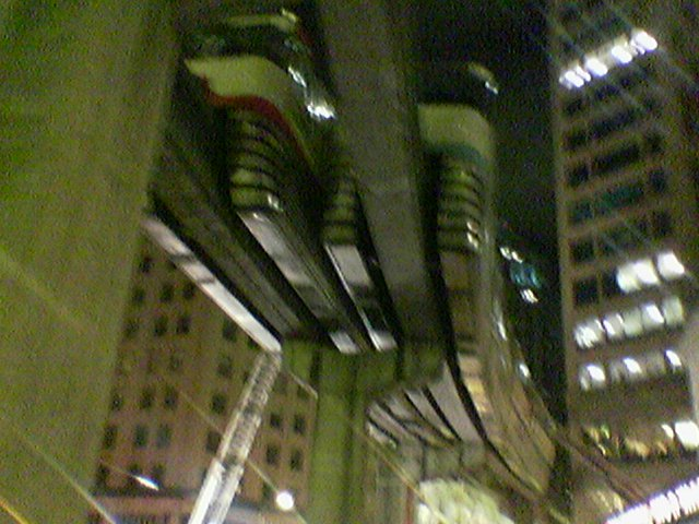 monorail evacuation